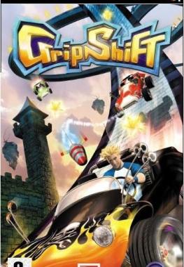 GripShift [Rip][2005, Racing]