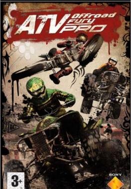 ATV Offroad Fury Pro [2006, Гонки]