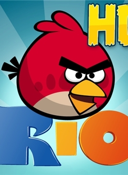 Злые Птицы: Рио / Angry Birds Rio (2011) iPhone, iPad