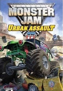 Monster Jam: Urban Assault [FULL][2008, Truck Racing]