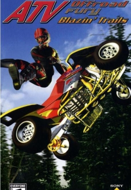 ATV Offroad Fury: Blazin' Trails [PSP][ENG][FULL]
