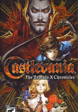 Castlevania: The Dracula X Chronicles [FULL][ISO][2007/ENG]