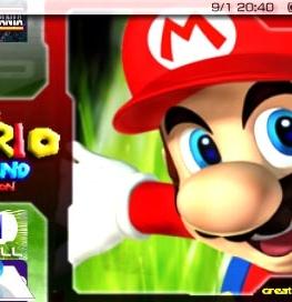 Super Mario : Iceland[PSP]
