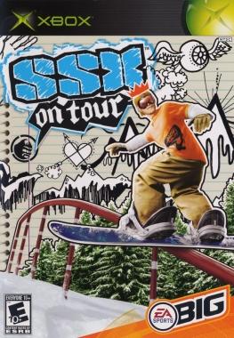 SSX On Tour [RUS/ENG/NTSC]