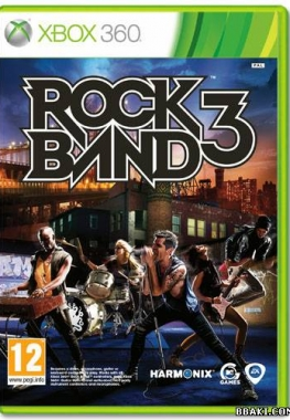 [XBOX360] Rock Band 3 [Region Free/ENG]