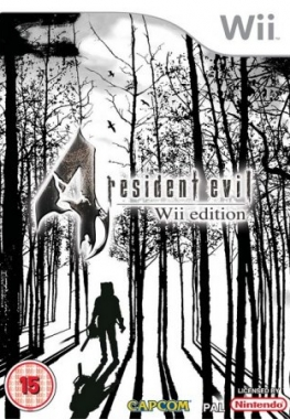 [Wii]Resident Evil 4: Wii Edition