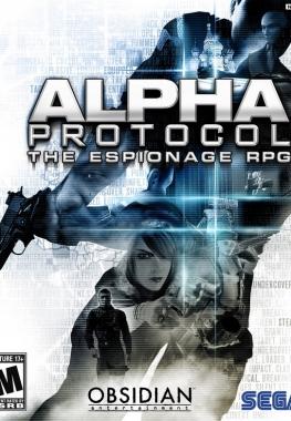 GOD[Xbox 360]Alpha Protocol