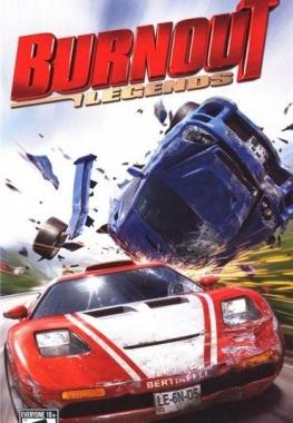 Burnout (Золотая коллекция) [RUS] [Гонки, 2005-2007] Все серии