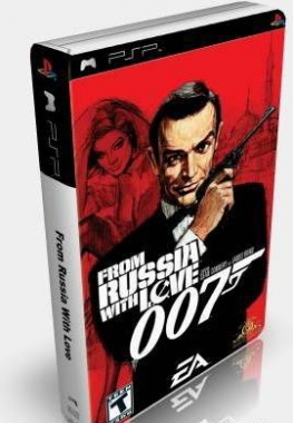 [PSP] 007: From Russia with love