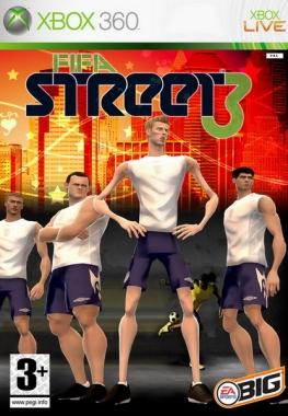 Fifa Street 3 [PAL] [RUS] (2008)