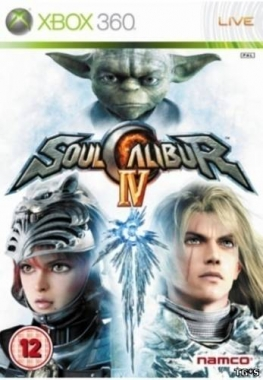 Soul Calibur IV [PAL / ENG] [GOD]