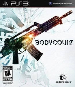 Bodycount (2011) [FULL][ENG] PS3