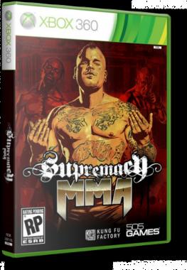XBOX360 Supremacy MMA PAL NTCS UENG
