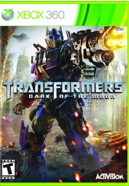 GOD Transformers 3: Dark of The Moon(Xbox 360)