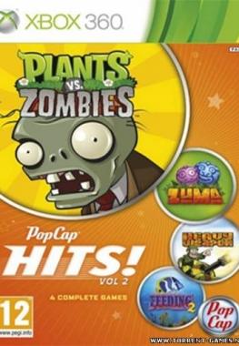 PopCap Hits! vol.2 [2011,PAL,ENG]