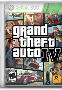 GOD Grand Theft Auto IV + DLC PALENGDashboard 2.0.13599.0