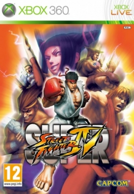 GOD Super Street Fighter IV 4 + DLC Region FreeENGDashboard 2.0.13146