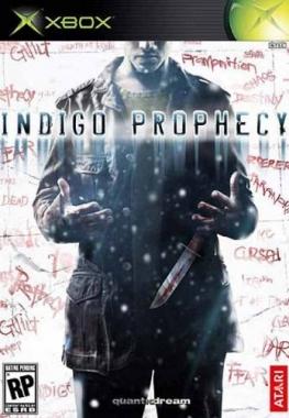 [XBOX360E] Indigo prophecy (Fahrenheit) [PAL / ENG / DVD9]