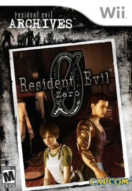 Resident Evil Archives Zero PAL MULTi5
