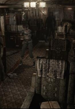 Resident Evil Archives Zero PAL MULTi5