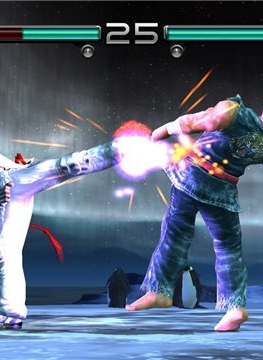 Tekken: Dark Resurrection (2006)ENG для psp