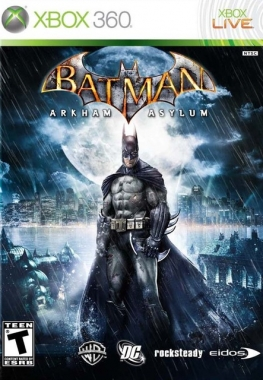[GOD] Batman Arkham Asylum [Region Free/ENG][Dashboard 2.0.13146]