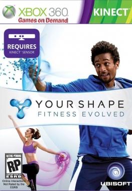 (GOD) Your Shape: Fitness Evolved