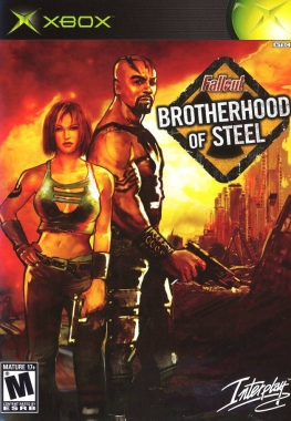 Fallout: Brotherhood of Steel Region FreeRUS+ENG