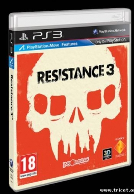 [PS3] Resistance 3 [EURENG]полная версия
