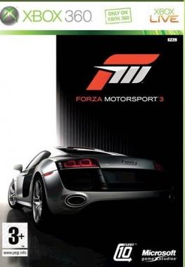 Forza Motorsport 3 Ultimate Collection PALRUS(коллекционное)