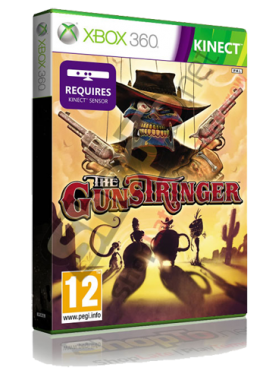 [KINECT]The Gunstringer (2011) [Region Free][ENG][L]