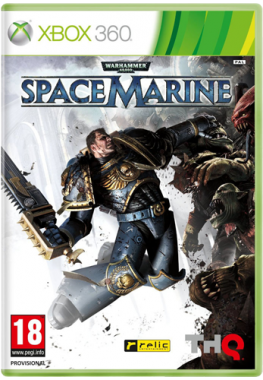 Warhammer 40.000: Space Marine Region FreeRUSSOUNDXGD3(есть скорость)