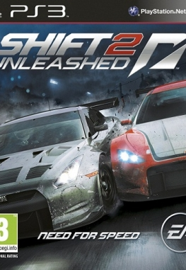 [PS3] Need for Speed: Shift 2 [PAL] [RUS] (2011)