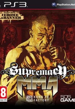 Supremacy MMA USAENG(Ps3)