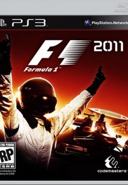 F1 2011 USAENG(ps3)