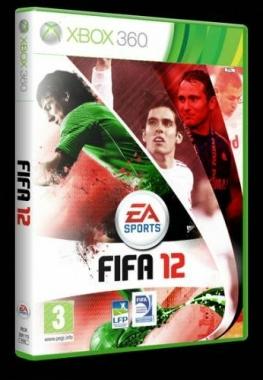(Xbox 360) FIFA 12 [2011, Sport, английский] [NTSC-U] [L]