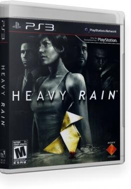 Heavy Rain Chronicles - Episode 1: The Taxidermist DLC RUSSOUND
