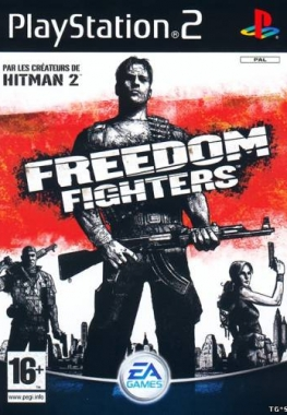 Freedom Fighters (2003) {P} [ENG/RUS] | 682 Mb+доп