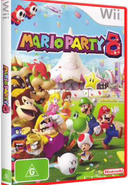 Mario Party 8 (2007) [PAL] [ENG] (Wii)