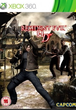 GODResident Evil 4 HD NTSC; NTSC-J ENG+DLC