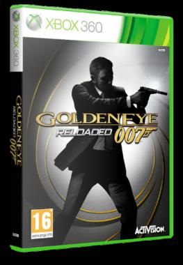 GoldenEye 007: Reloaded Region Free ENG XGD3 LT+ 2.0