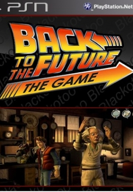 Back to the Future: The Game (Episodes 1-5)