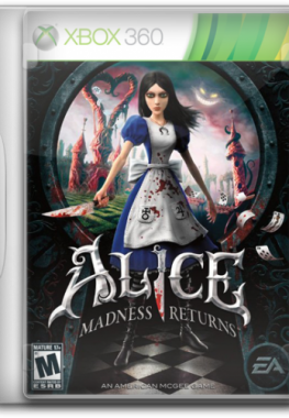 Alice: Madness Returns (2011/XBox360/Rus)+адон