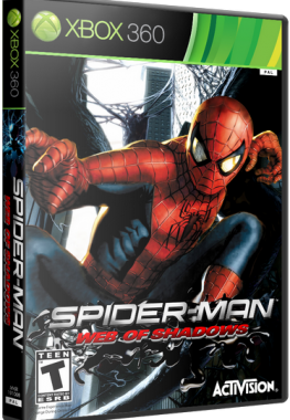Spider-Man: Web of Shadows [Region Free \ RUS]