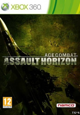 Ace Combat: Assault Horizon [PAL][RUS] (XGD3) (LT+2.0)