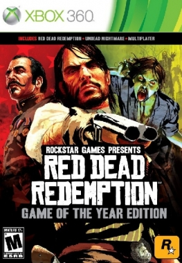 Red Dead Redemption - Game of the Year Edition Region Free ENG