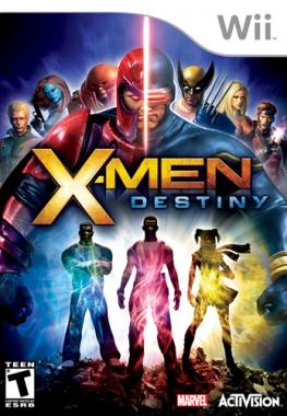 X-Men Destiny NTSC MULTi5 Scrubbed