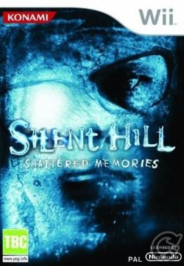 Silent Hill: Shattered Memories NTSC | ENG