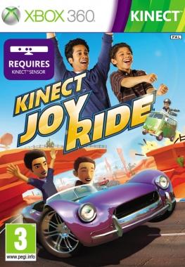 Kinect Joy Ride Region Free RUS