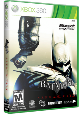 Batman: Arkham City Region Free RUS XGD3 LT+ 2.0
